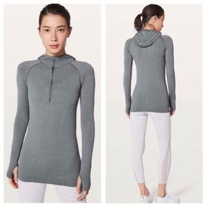 Lululemon Athletica Swiftly tech Hooded top